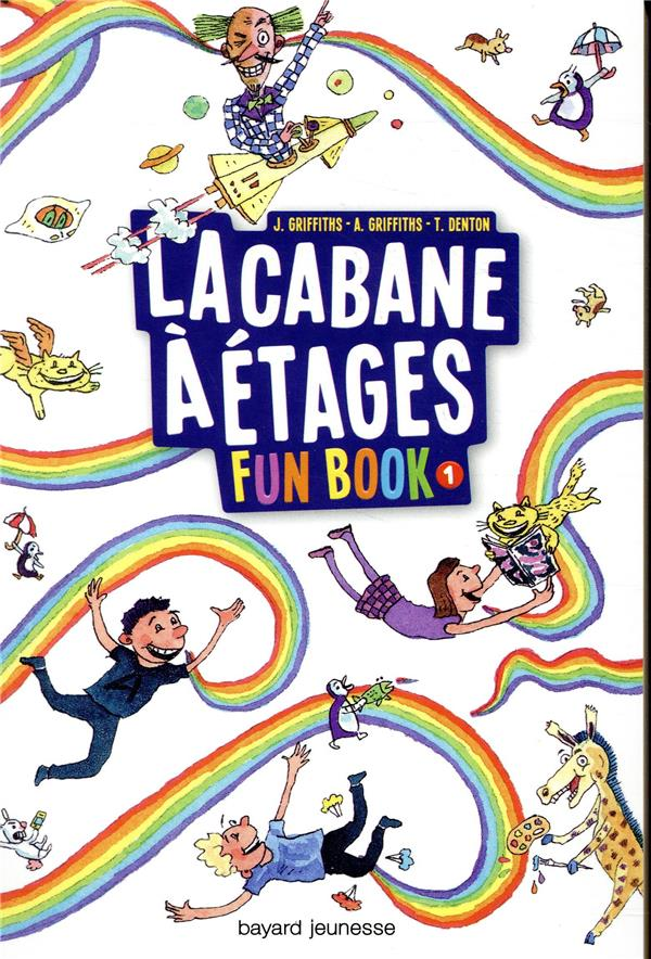 FUN BOOK, TOME 01 - LA CABANE A ETAGES LE FUN BOOK